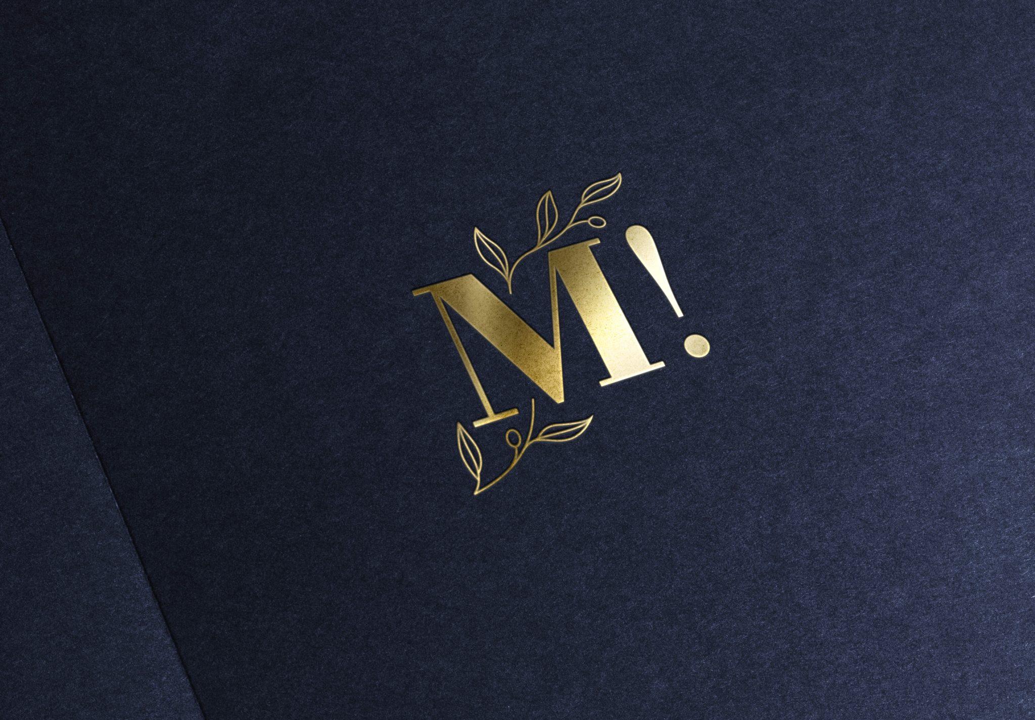 Logo Mamma Mia Picto M!
