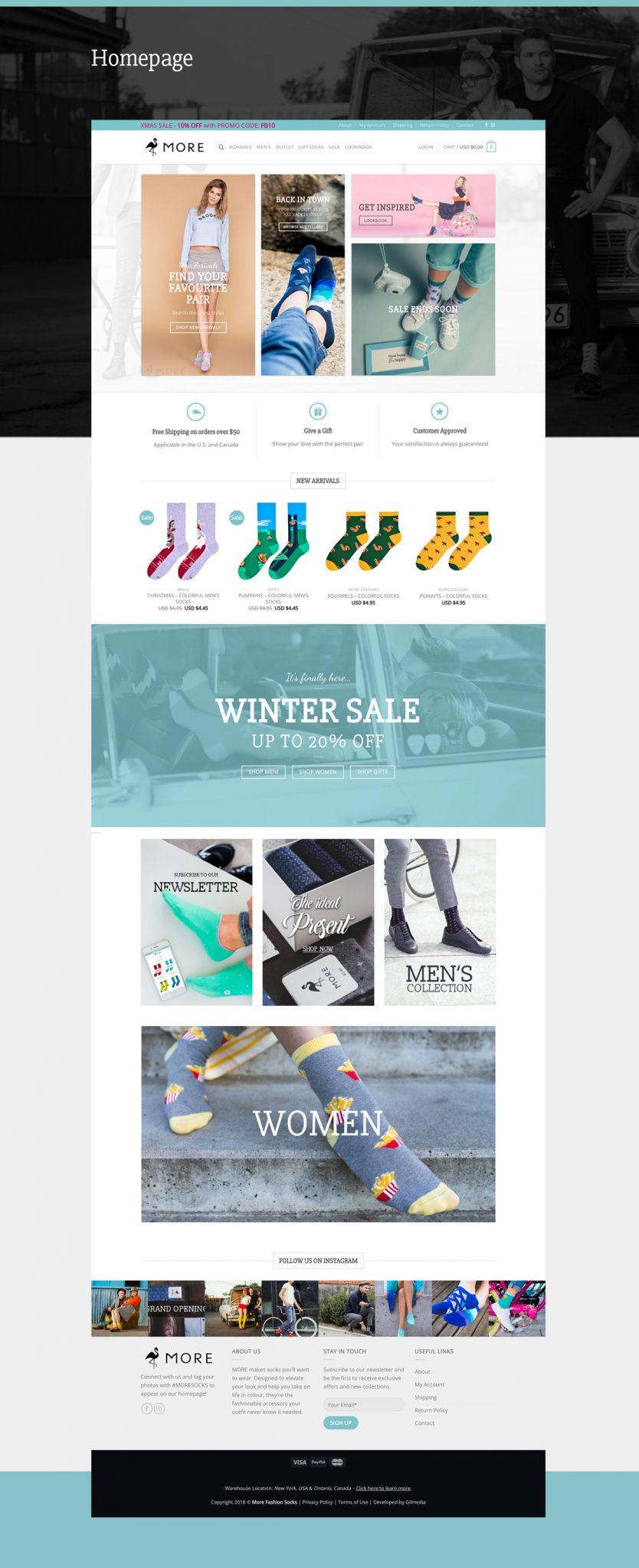 homepage-webdesign-integration-arttractiv