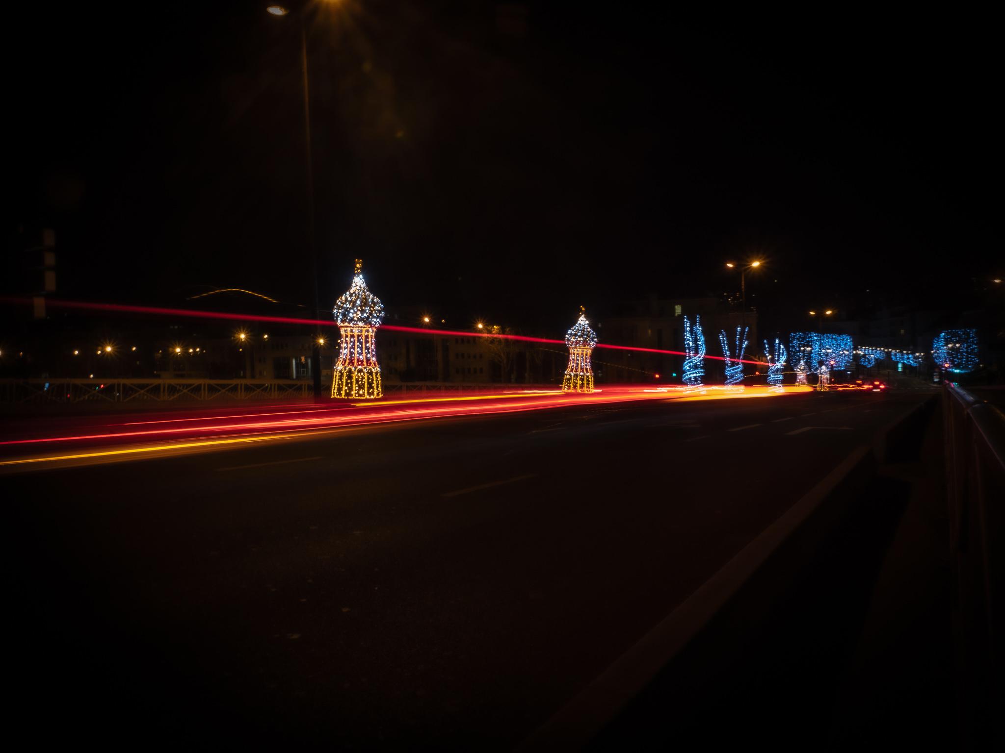 puteaux-pont-nuit-voitures-arttractiv